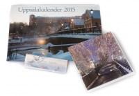 Julklapp med kalender, magnet & julkort