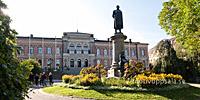 Vykort Uppsala Universitet