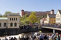 <div>Vykort Valborg &amp; Forsränningen</div>